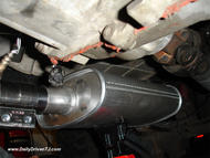 Exhaust System Upgrade