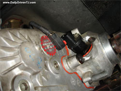 Service manual [Trailblazer Shifter Cable Linkage Bushing ...
